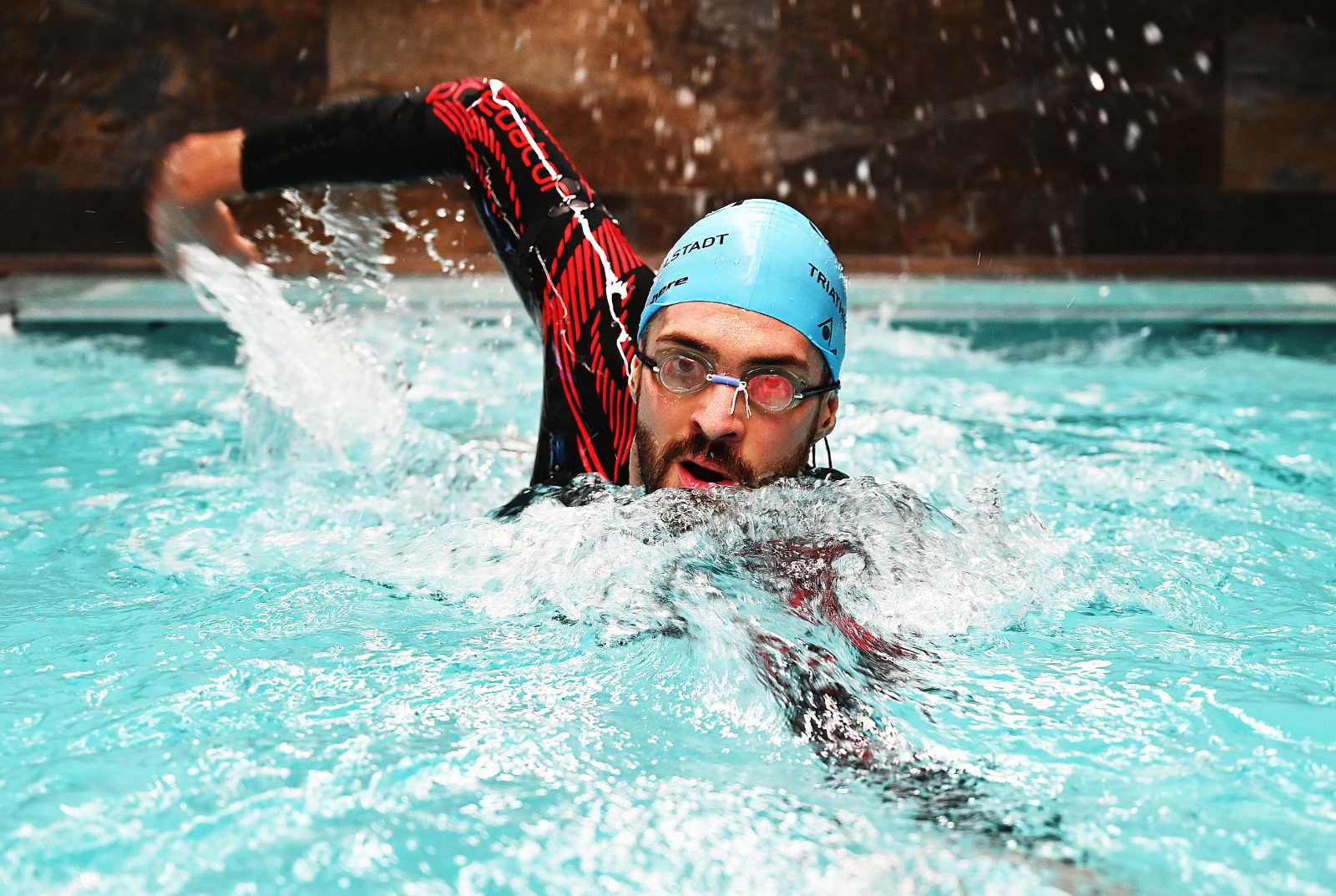 Schwimmkanal - Ingolstadt Schwimmer